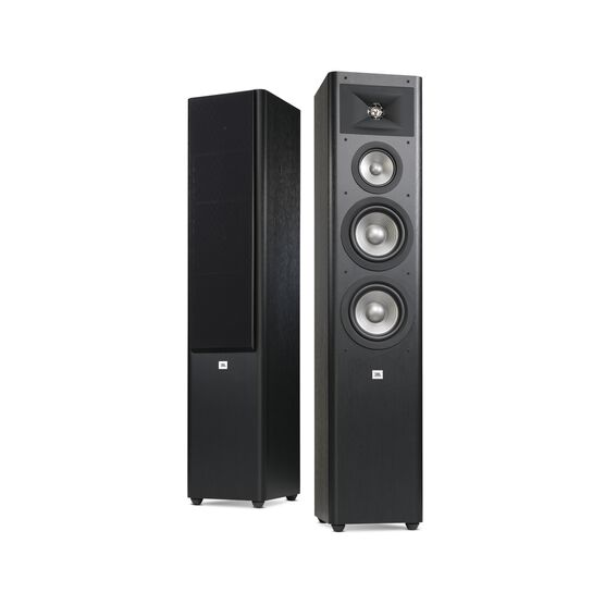 JBL落地式扬声器家用音响Studio 280