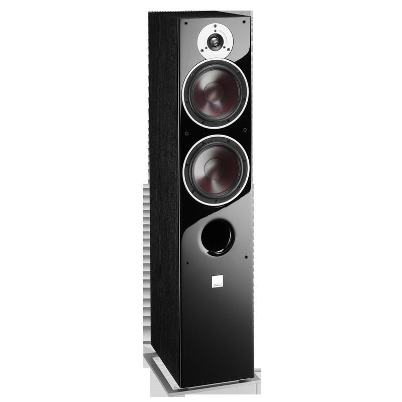 达尼ZENSOR汇典7 低音单元的音箱