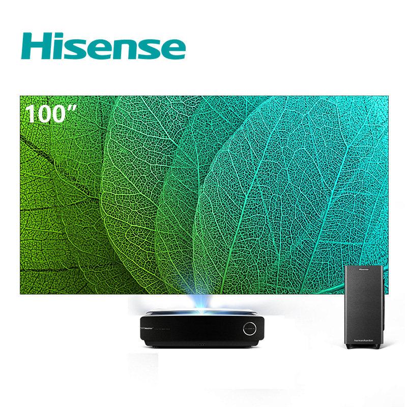 海信【100L5】100英寸4K激光电视