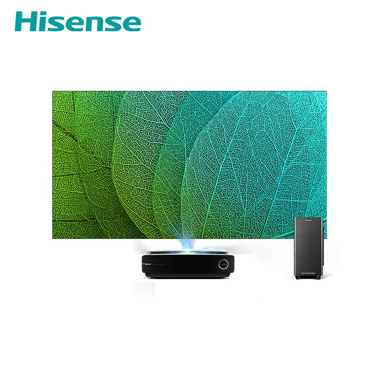 海信【80L5D】80英寸4K激光电视