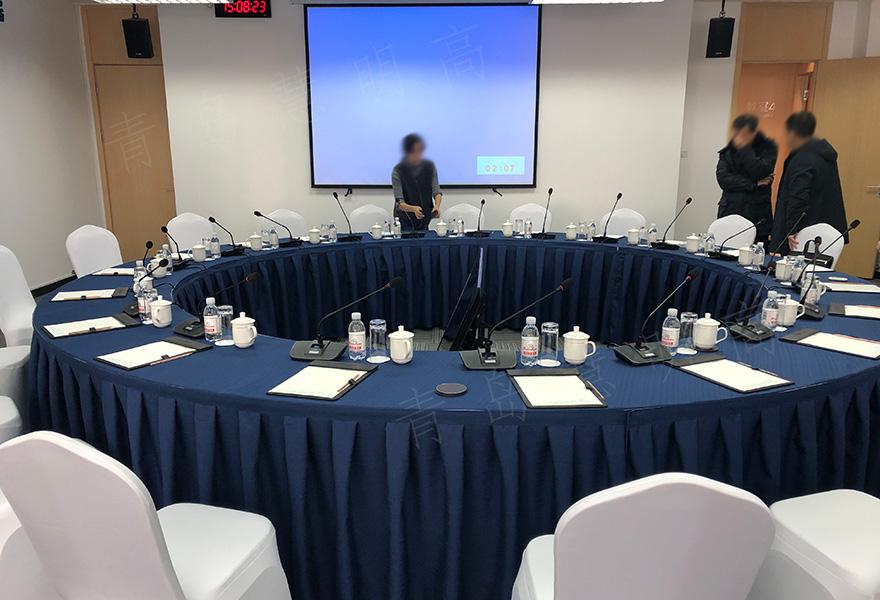 青岛某公司会议室会议音响