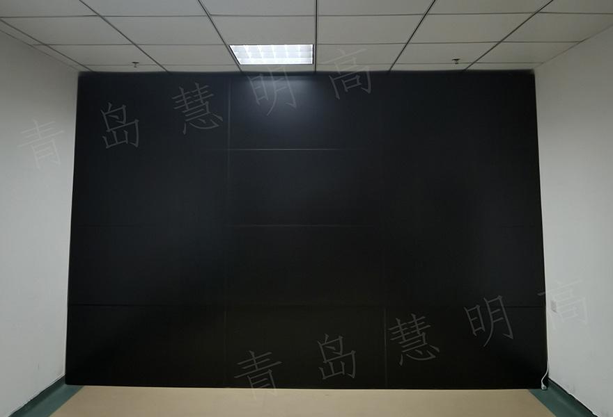 青岛某疗养院数据中心液晶拼接屏